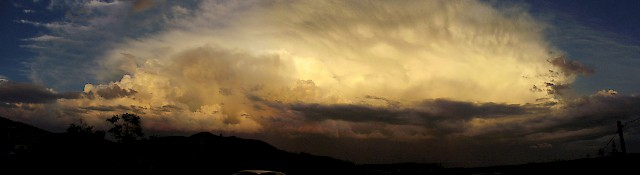 Stormcloud panorama #2